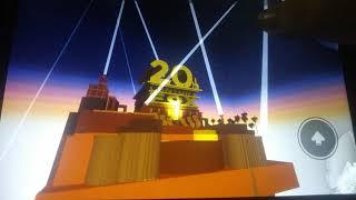 20th Century Fox 2020 remake Roblox open Matte