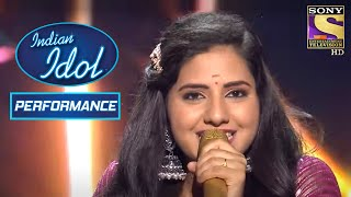 "Sireesha ने ""Chikni Chameli' पे दी Amazing Performance I Indian Idol Season 12"