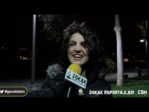 Sokak Röportajları - Gece Herkes Uyuduktan Sonra Uyku Tutmazsa Ne Yaparsınız?