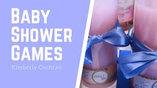 Games To Play At A Baby Shower 🐥🐥prizes That Guests Will Win🐥🐥