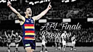 Afl Finals Preview