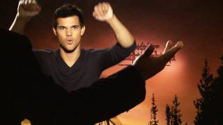 Taylor Lautner interview for The Twilight Saga: Breaking Dawn Part 1
