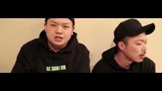 落書 from. GAZAGORillA 燵朗 from.Glide Slope Music Group 『 押忍マ...