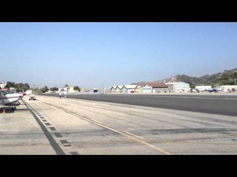 BD-5 microjet landing