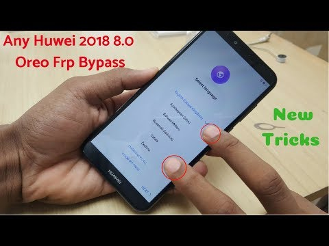 Huawei 8.0 Frp Bypass : A-Z All Huawei Google Account Verification Bypass By 2019 Advance Tricks