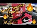 SECRET SNEAKER SHOP | BIG SALE!!! | @ SM Makati Sports Central