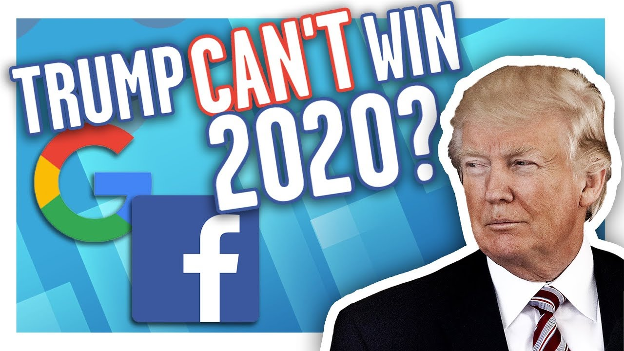 DR. ROBERT EPSTEIN: 'Big Tech' fraud could stop President Trump from winning re-election