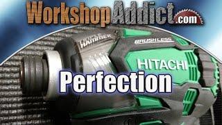 Hitachi 18V Brushless Triple Hammer Impact Driver Review WH18DBDL2