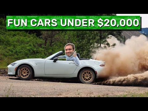 Вот 10 самых крутых машин дешевле 20 000$ по версии Дага
