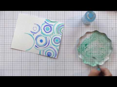Creative Card Techniques With Jennifer McGuire!