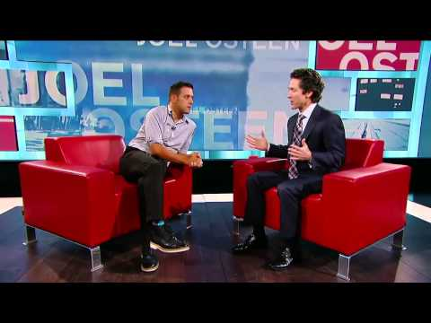Joel Osteen on George Stroumboulopoulos Tonight: INTERVIEW