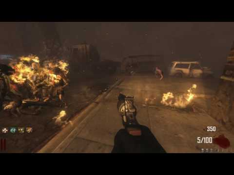 Black Ops 2 Town Zombies #2