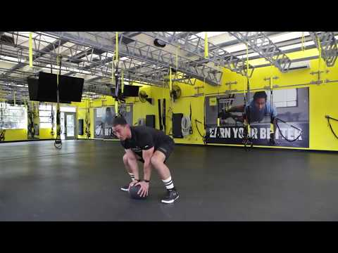 TRX Moves of the Week: Functional Training Ep. 10