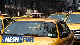Ride Sharing With Uber, Lyft Could Cut Need For New York Taxis
