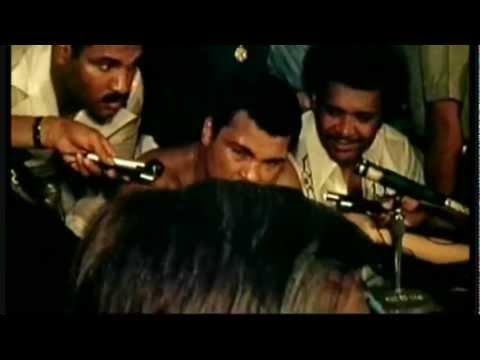 Muhammad Ali - Thrilla In Manila RIP JOE FRAZIER