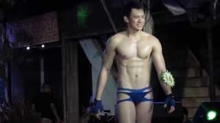 Allen Molina - Mr. Sexy Body 2014 (Swimwear)