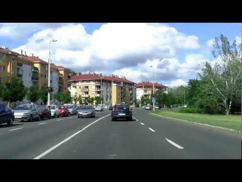 Budapest: District IV. - Megyeri road