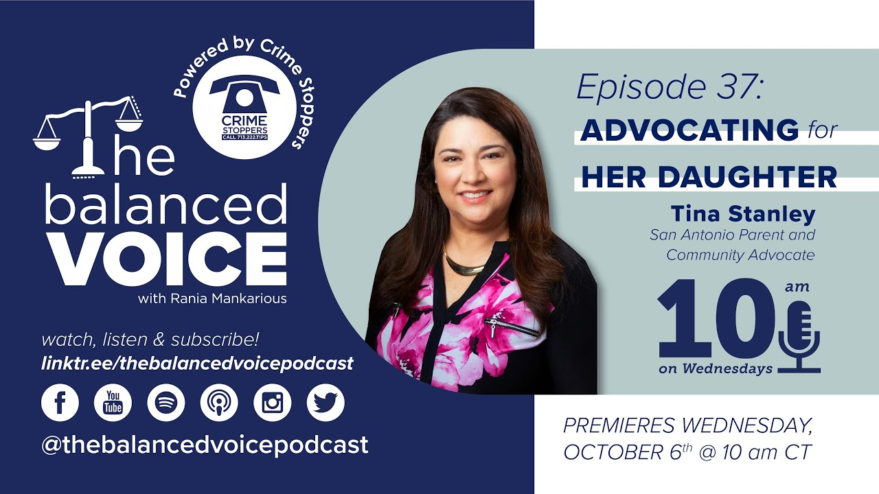 The Balanced Voice Ep. 37 | Tina Stanley - Advocating for her Daughter