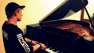 Drake - Glow ft. Kanye West | Tishler Piano Cover