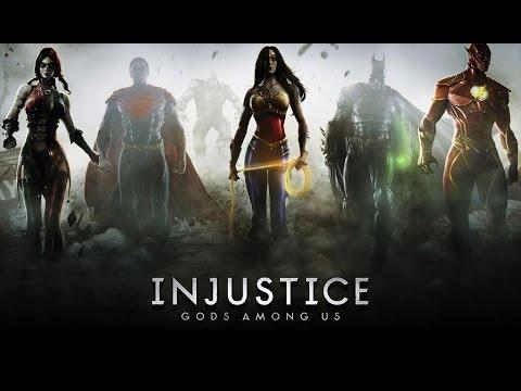 Ver Injustice: Gods Among Us / Español (Pelicula Completa) HD en Español