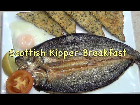 Scottish Kippers Cheekyricho Breakfast Video Episode 1,028
