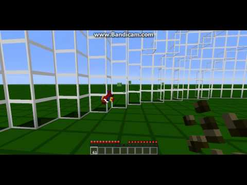How to tame a Parrot on atmosmobs 1.2.5 (Minecraft)