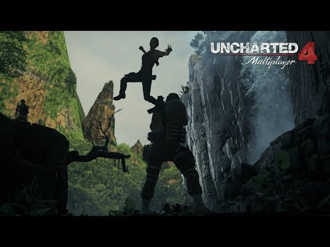 UNCHARTED 4 | MULTIPLAYER SESSION #1 | THEY DON'T REALLY CARE ABOUT US