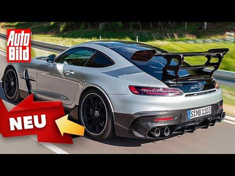 Mercedes-AMG GT Black Series (2020): Vorstellung – Motor – Preis – Info