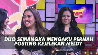 RUMPI - Duo Semangka Mengaku Pernah Posting Jelek-Jelekin Meldy (8/7/19) Part 4