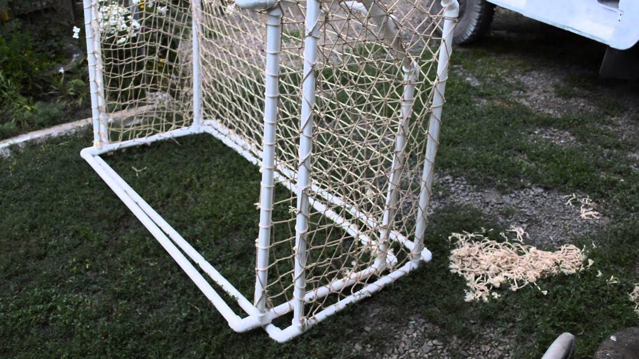 Футбольных ворот своими руками фото 615
