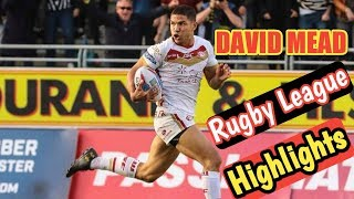 DAVID MEAD - RUGBY LEAGUE HIGHLIGHTS (CATALANS DRAGONS & PNG KUMULS)