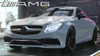 Need For Speed Heat - '18 Mercedes-AMG C63 Coupe - Customization, Review, Top Speed