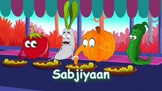 Sabjiyaan - Hindi Balgeet 2016 | Hindi Rhymes for Children | Hindi Kids Songs