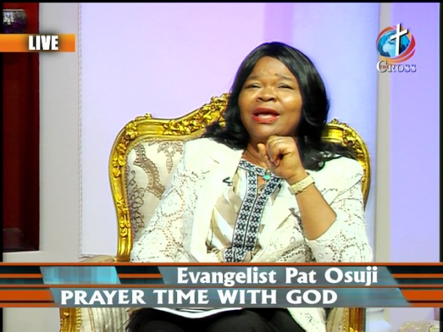 Prayer Time With God with Evangelist Pat Osuji 06-22-2017