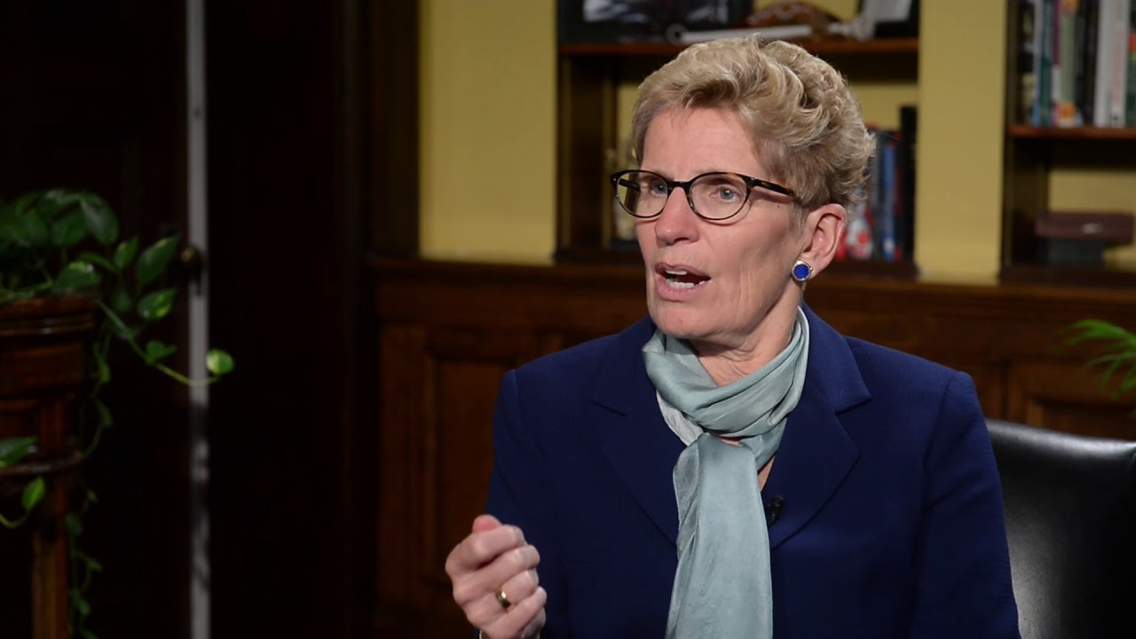 Premier Wynne on Liberal victory and advice for Trudeau on his cabinet