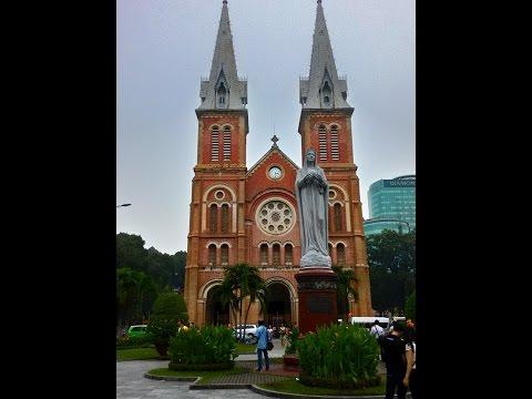 Saigon Notre-Dame Cathedral Basilica
