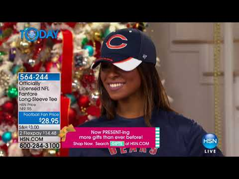 HSN | HSN Today:  Last Minute Gifts for the Sports Fan 12.18.2017 - 07 AM