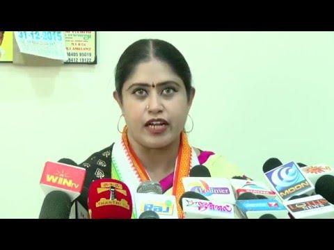 Congress MLA S. Vijayadharani -  I Never Gave a Complaint Against EVKS Elangovan - Ultimate U turn
