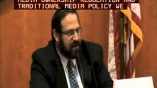 Harold Feld Speaks on Net Neutrality