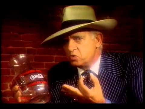 Classy, Collectible, and CRAMMED with Coke-Vintage Godfather's Pizza Commercial