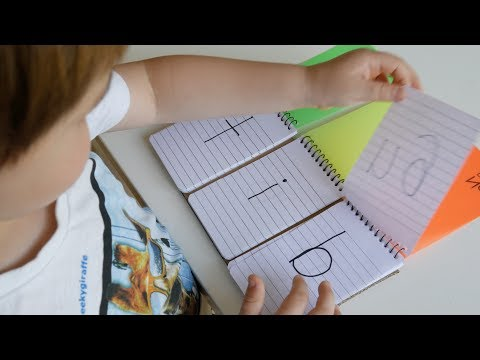 How To Teach Phonics With Flip Book