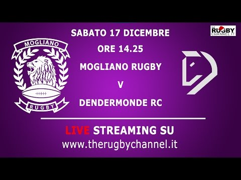 Mogliano Rugby v Dendermonde RC
