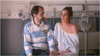 Verdeliss y su marido desvelan el duro motivo de su ingreso hospitalario