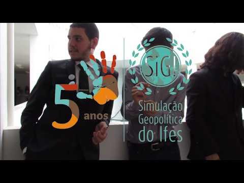 V SiGI - Simulação Geopolítica do IFES