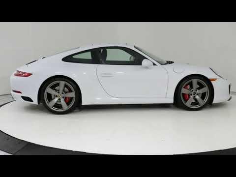 Porsche Silver Spring >> Used 2017 Porsche 911 Silver Spring Md Washington Dc Md Pp0076