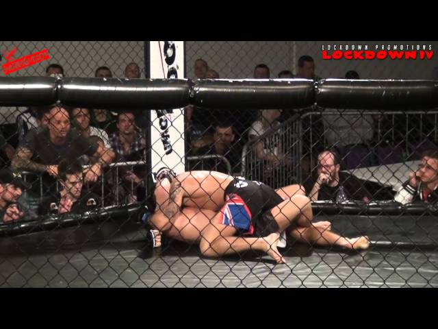 Lockdown 4 Aaron McDonnell VS Damien Macczak