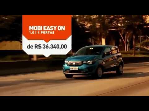 Fiat Mobi um novo jeito de se mover pela cidade