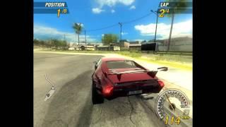 FlatOut 2 Gameplay PC [HD]