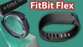 FitBit Flex Fitness Band - First Look, Unboxing, Setup and Features