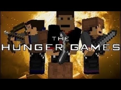 Minecraft Hunger Games - w/Mitch! Game 1 - The Server Trolls Me, It's Hatin' poster